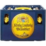 König Ludwig Weißbier Hell 20x0,5l
