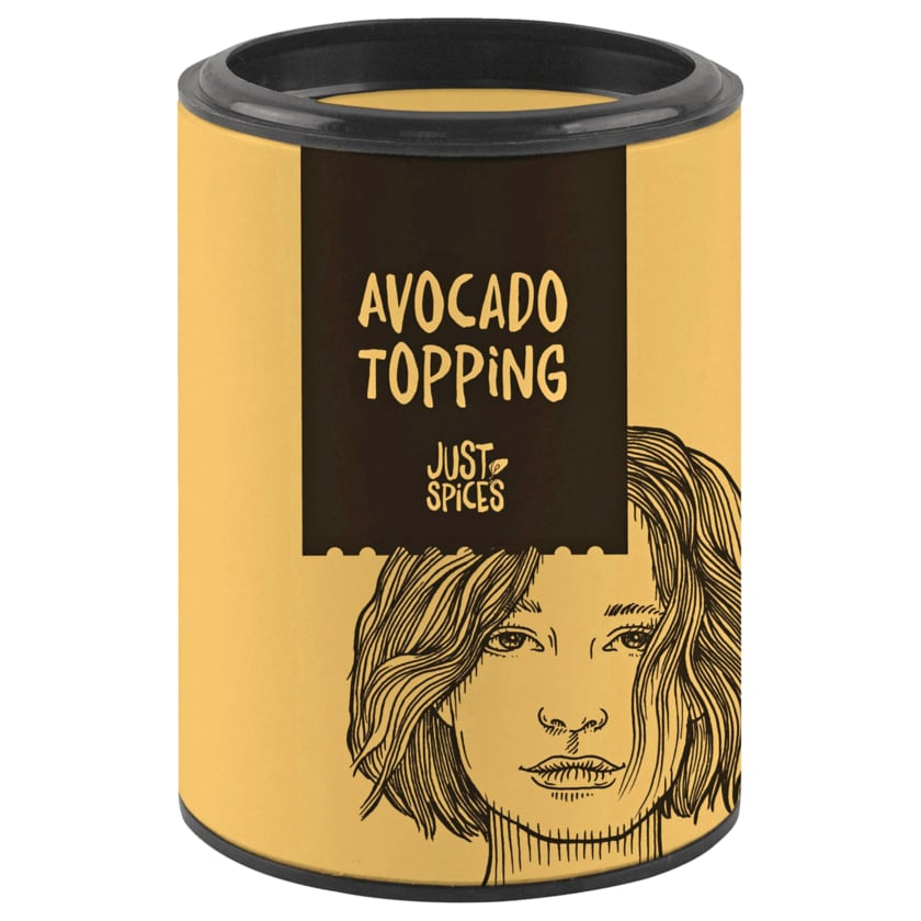 Just spices Avocado Topping 60g