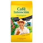 J. J. Darboven Bio Café Intención ecológico Espresso gemahlen 250g