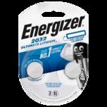 Energizer Knopfzellen Lithium CR2032