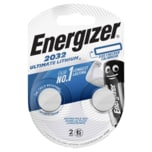 Energizer Ultimate Lithium Knopfzellen CR2032 2 Stück