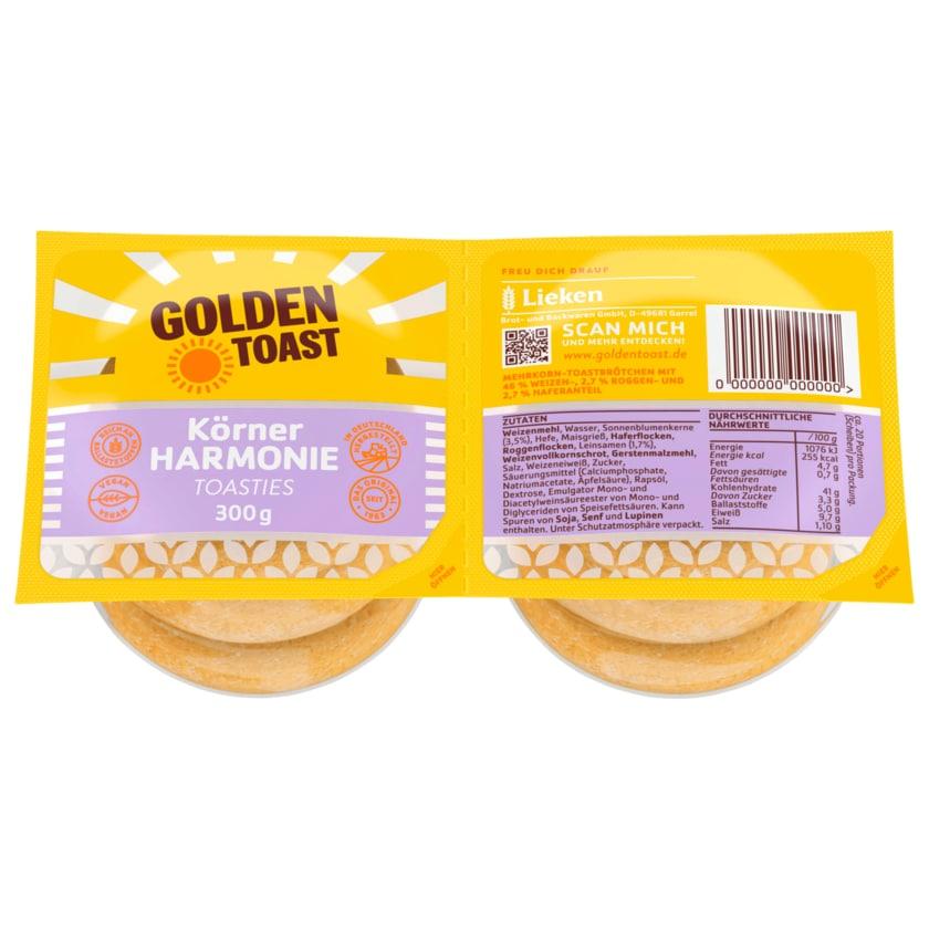 Golden Toast Körner Toasties 300g