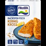 Frosta Backofen Fisch Kernig Kross 240g