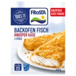 Frosta Backofen Fisch Knusper Käse MSC 240g