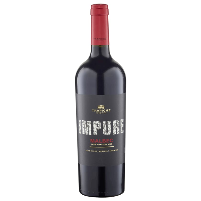 Trapiche Rotwein Impure Malbec trocken 0,75l