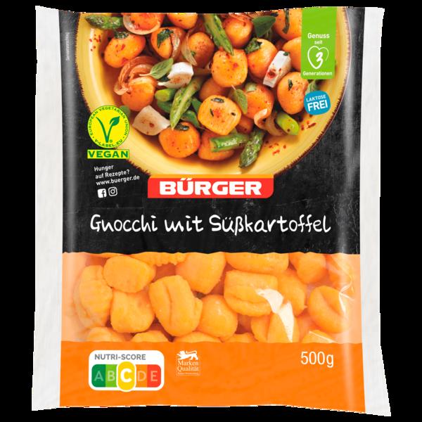 Bürger Gnocchi Süßkartoffel 500g