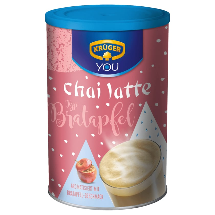 Krüger You Chai Latte Typ Bratapfel 250g
