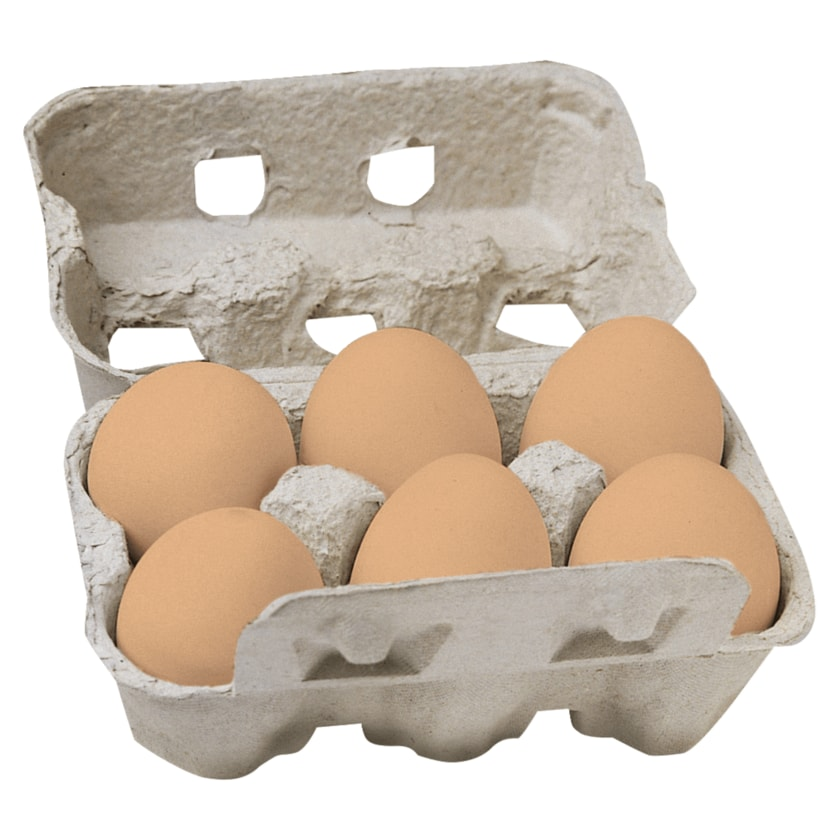 Münsterländer Eier Bodenhaltung 6 Stück