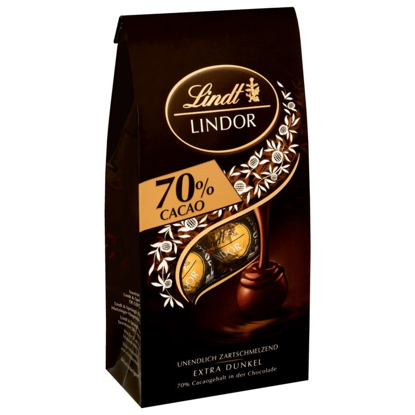 Lindt Lindor Schokokugeln Extra Dunkel 137g