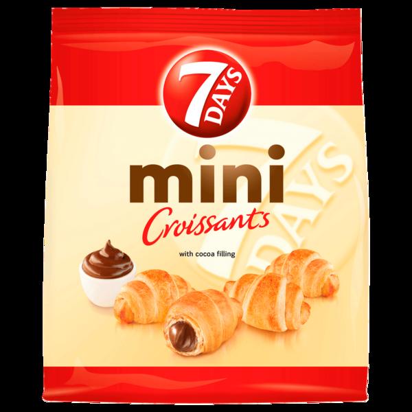 7 Days Mini Croissants Kakao 185g