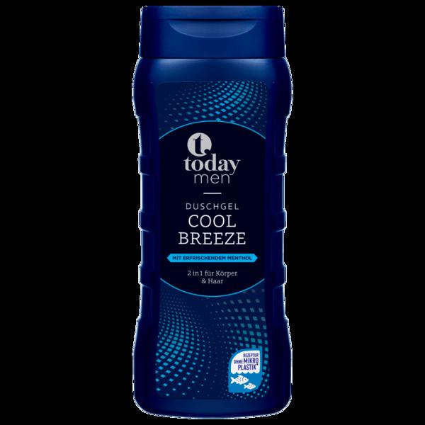 Today Men Duschgel Cool Breeze 300ml