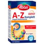 AbteiI A-Z Depot Komplett 42 Tabletten