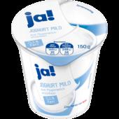 Joghurt mild aus entrahmter Milch