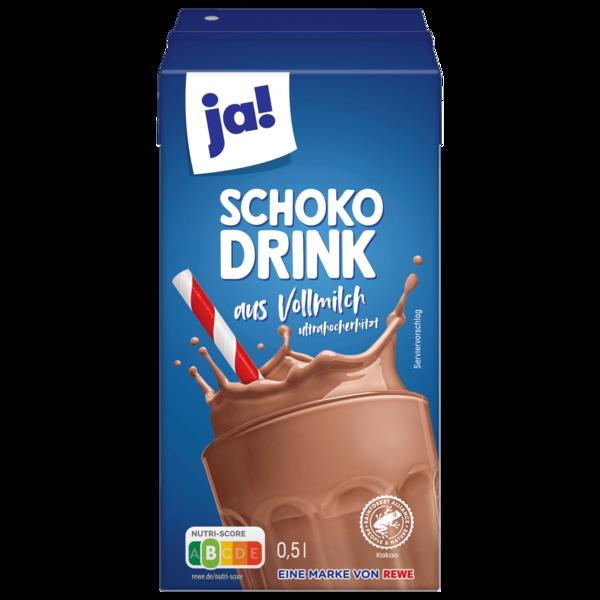 ja! Schoko-Drink 0,5l