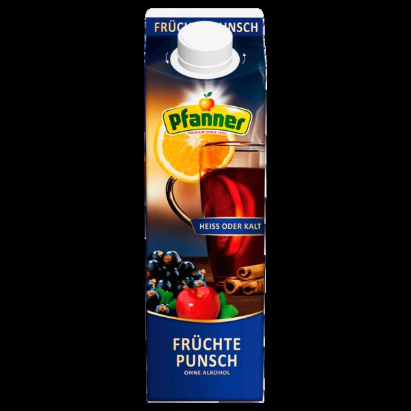 Früchtepunsch Alkoholfrei