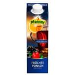 Pfanner Früchtepunsch alkoholfrei 1l