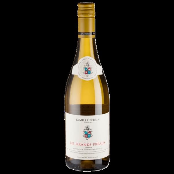 Perrin Weißwein Les Grands Préaux Blanc trocken 0,75l