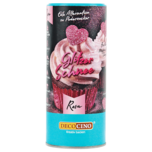 Dekoback Glitzerschnee rosa 100g