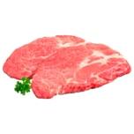 Regional Schweinesteak Rücken
