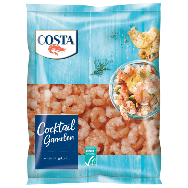 Costa Cocktail Garnelen 250g