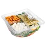 Bauer Funken Salatbowl Ziegenfrischkäse-Pasta-Apfel 355g