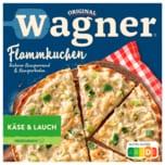 Original Wagner herzhafter Flammkuchen Käse & Lauch Vegetarisch 320g