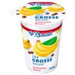 Bauer Joghurt Schokobälle Banane 250g