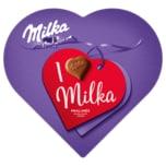 Milka Pralinen mit Haselnusscrèmefüllung Von Herzen 165g
