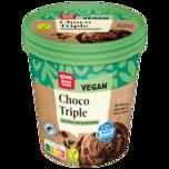 REWE Beste Wahl Choco Triple vegan 500ml