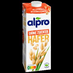 Alpro Hafer-Drink ungesüßt vegan 1l