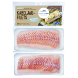 Deutsche See Kabeljau-Filets 320g
