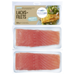 Deutsche See Lachs-Filets 320g