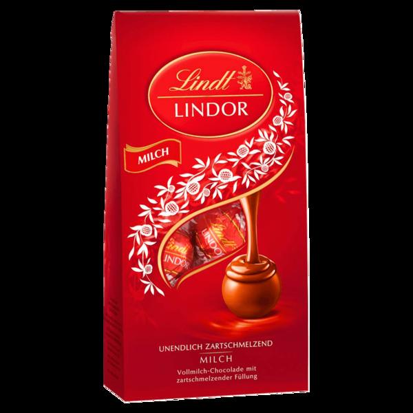 Lindt Lindor Milch Beutel 137g