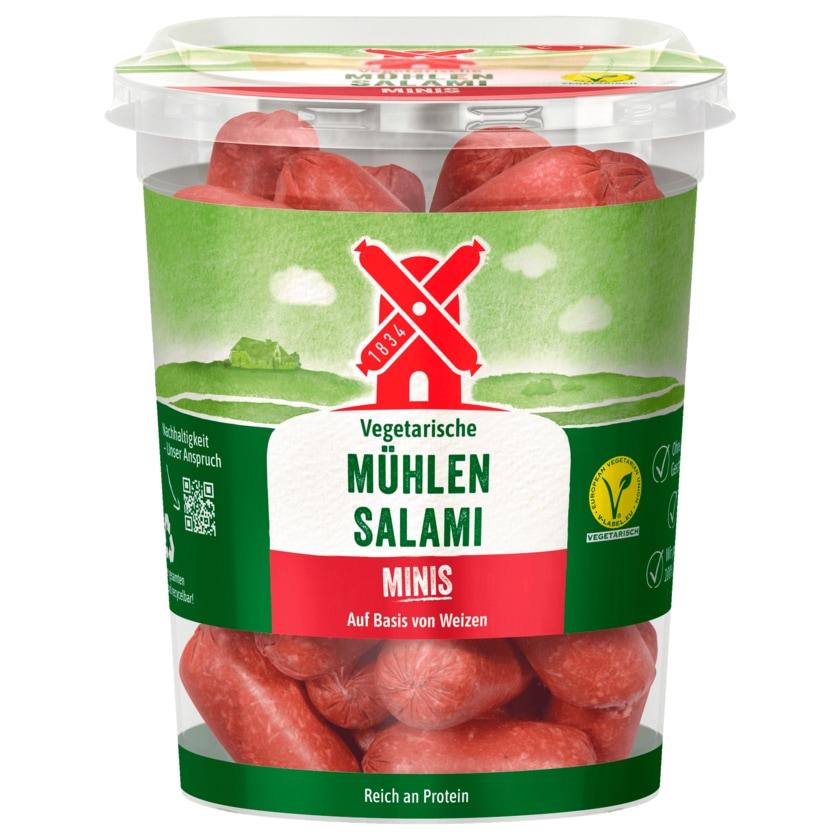 Rügenwalder Vegetarische Mühlen Salami Minis 180g