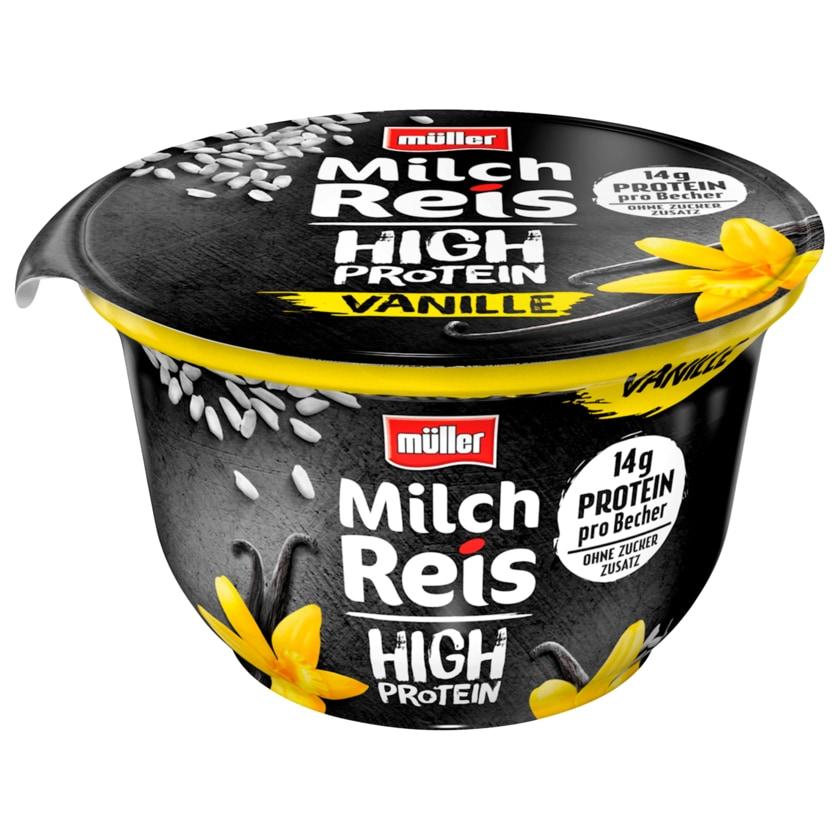 Müller Milchreis Protein Vanille 180g
