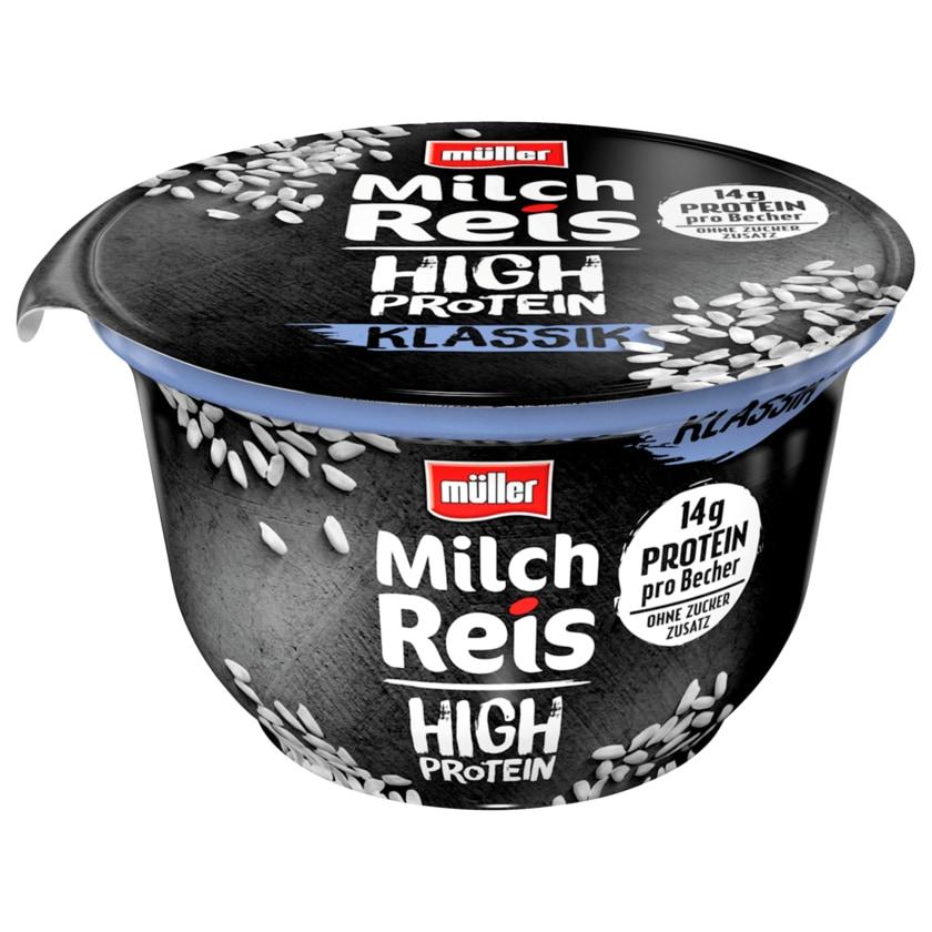 Müller Milchreis Protein Klassik 180g