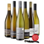 Weinset Weißwein Deutschlands Rebsortenvielfalt, 6er Set, 6x0,75l