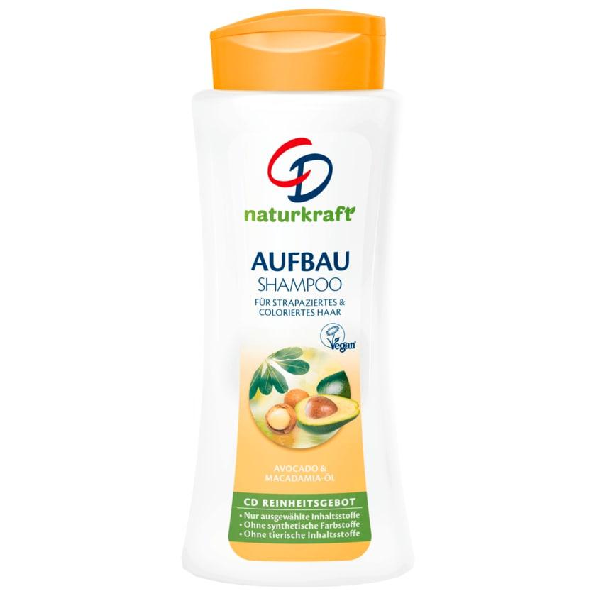 CD Naturkraft Shampoo Aufbau 250ml