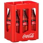 Coca-Cola Zero Sugar 6x1l