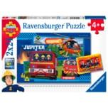 Ravensburger Puzzle Fireman Wasser marsch mit Sam 2x24
