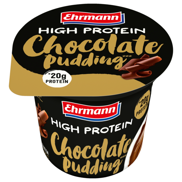 Ehrmann High Protein Pudding Schoko 200g