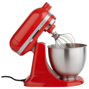KitchenAid Mini-Küchenmaschine 5KSM3311XETH Rot 3,3l