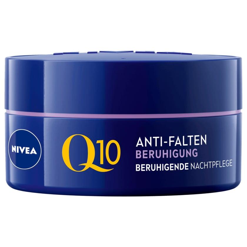 Nivea Q10 Power Nachtpflege Anti-Falten + Reduzierte Sensibilität 50ml