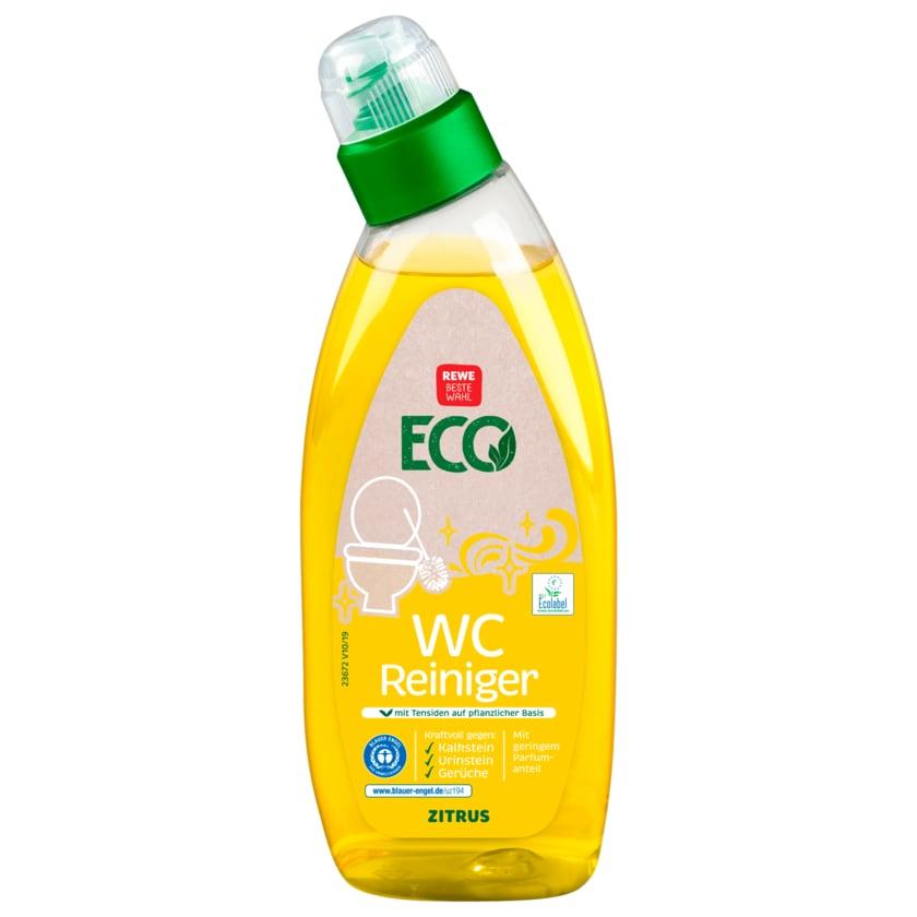 REWE Beste Wahl Eco WC-Reiniger Zitrus 750ml