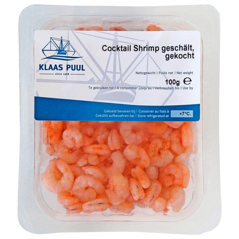 Klaas Puul Cocktail Shrimp 100g