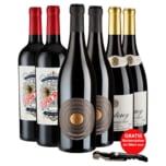 Weinset Rotwein Europapaket, 3er Set, 6x0,75l