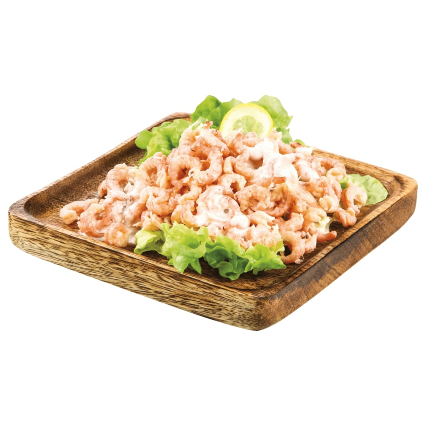 Nordseekraben Salat