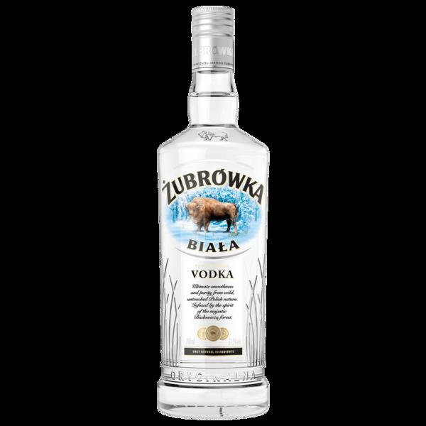 Zubrowka Biala Vodka 0,7l
