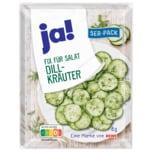 ja! Fix für Salat Dill-Kräuter 5x8g