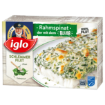 Iglo Schlemmerfilet Rahmsauce Blubb MSC 380g